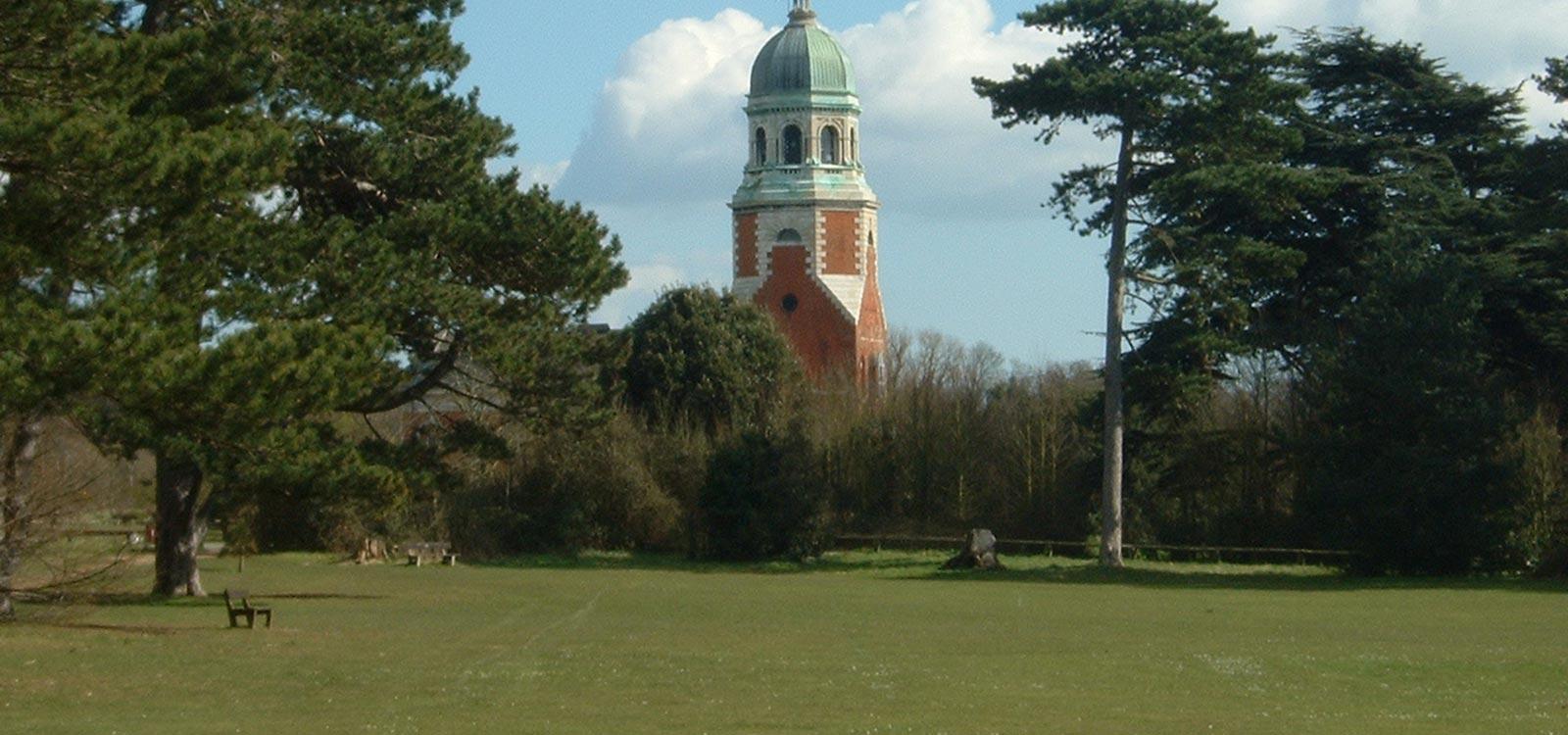 Royal Victoria Park, Southampton