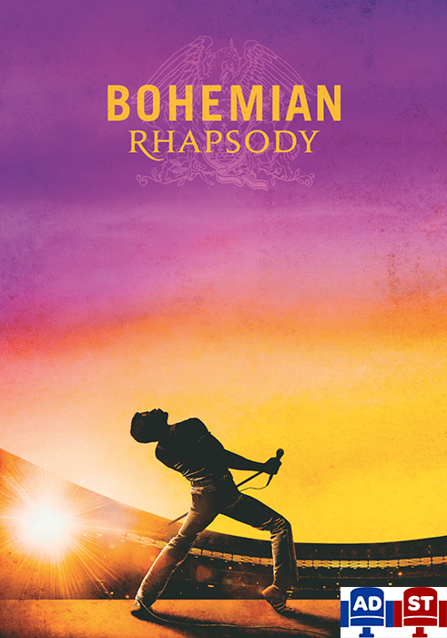 Bohemian Rhapsody (Subtitles/AD)
