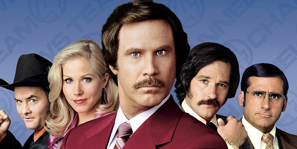 Anchorman – The Legend of Ron Burgundy